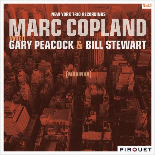 Modinha - New York Trio Recordings Vol. 1 by Marc Copland