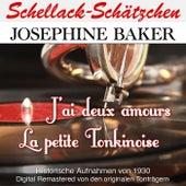 Schellack-Schätzchen: J'ai deux amours / La petite Tonkinoise von Josephine Baker