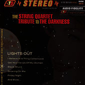 The String Quartet Tribute To The Darkness de Vitamin String Quartet