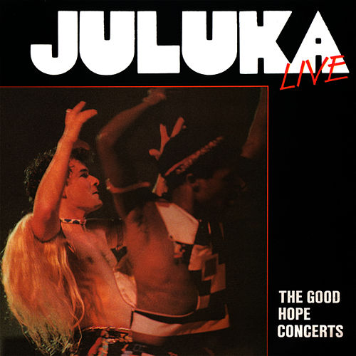 The Good Hope Concerts - Live by Johnny Clegg