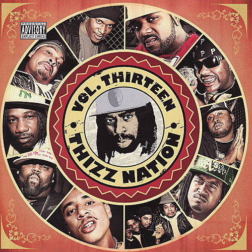 Thizz Nation Volume 13 by Various Artists