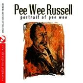 Portrait Of Pee Wee by Pee Wee Russell