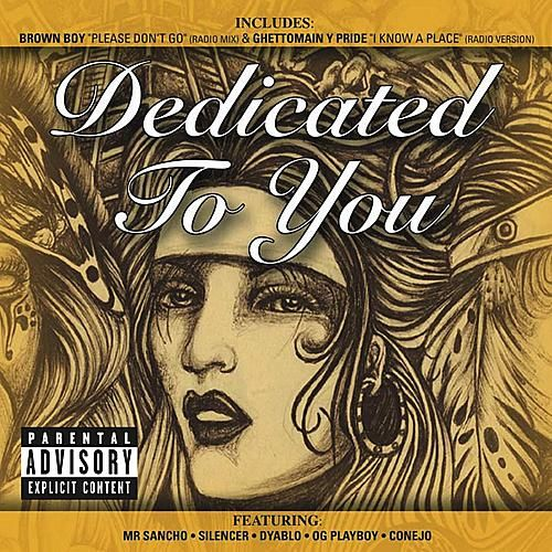 Dedicated To You by Various Artists
