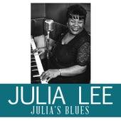 Julia's Blues de Julia Lee