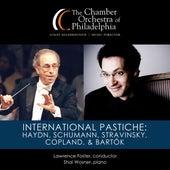 International Pastiche: Haydn, Schumann, Stravinsky, Copland & Bartók by Various Artists