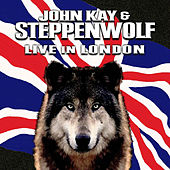 Live in London de Steppenwolf