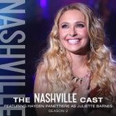 Hayden Panettiere As Juliette Barnes, Season 2 by Nashville Cast