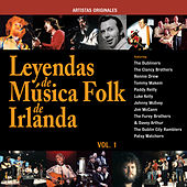Leyendas de Música Folk de Irlanda, Vol. 1 by Various Artists