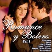 Romance y Bolero Vol. 1 by Various Artists