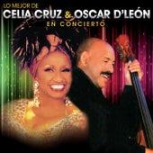 Lo Mejor De Celia Cruz & Oscar D´León En Concierto de Various Artists