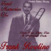 Fond Memories Of . . . by Frank Rosolino