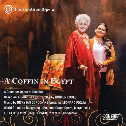A Coffin in Egypt by Carolyn Johnson