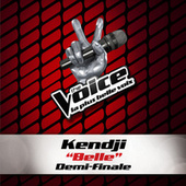 Belle - The Voice 3 by Kendji Girac