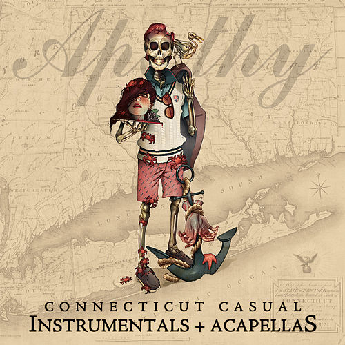 Connecticut Casual (Instrumentals + Acapellas) by Apathy