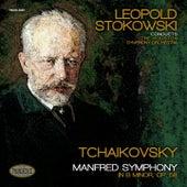 Tchaikovsky: Manfred Symphony in B Minor, Op. 58 de Leopold Stokowski