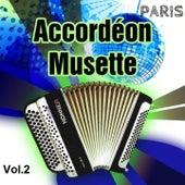 Paris accordéon musette, Vol.2 (Avec les artistes de l'émission TV 123 musette) by Various Artists