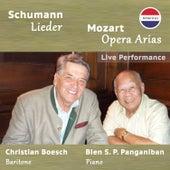 Schumann Lieder - Mozart Arias de Bien S. P. Panganiban