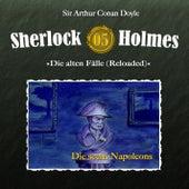 Die alten Fälle (Reloaded) - Fall 05: Die sechs Napoleons von Sherlock Holmes