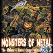 Monsters Of Metal Vol. 5 von Various Artists