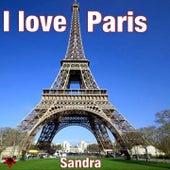 I Love Paris von Sandra