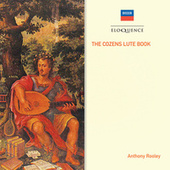The Cozens Lute Book von Anthony Rooley