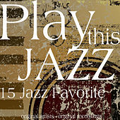 Play This Jazz de Various Artists