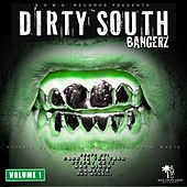 Dirty South Bangerz, Vol. 1 (Hottest Banging Hip Hop Instrumental Beats) by Various Artists