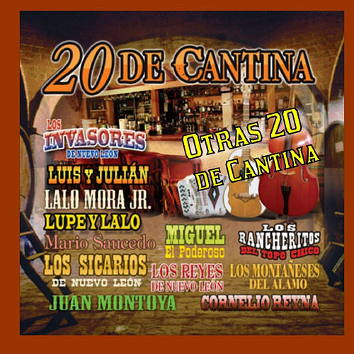 20 de Cantina: Otras 20 by Various Artists