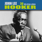 30 hits of jazz & blues fra John Lee Hooker