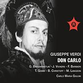 Verdi: Don Carlo de Various Artists