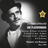 Strauss: Die Fledermaus by Various Artists