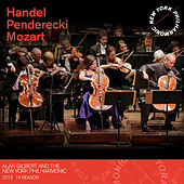 Handel, Penderecki, Mozart by New York Philharmonic