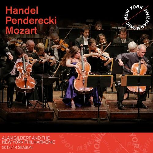 Handel, Penderecki, Mozart by New York Philharmonic
