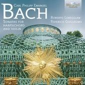 C.P.E. Bach: Sonatas for Harpsichord and Violin by Roberto Loreggian