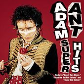 Super Hits by Adam Ant