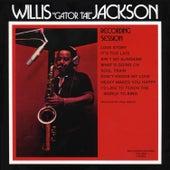 Recording Session de Willis Jackson