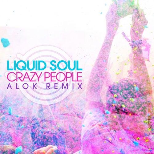 Crazy People (Alok Remix) by Liquid Soul