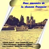 Doux souvenirs de la chanson francaise by Various Artists