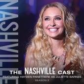 Hayden Panettiere As Juliette Barnes, Season 2 von Nashville Cast