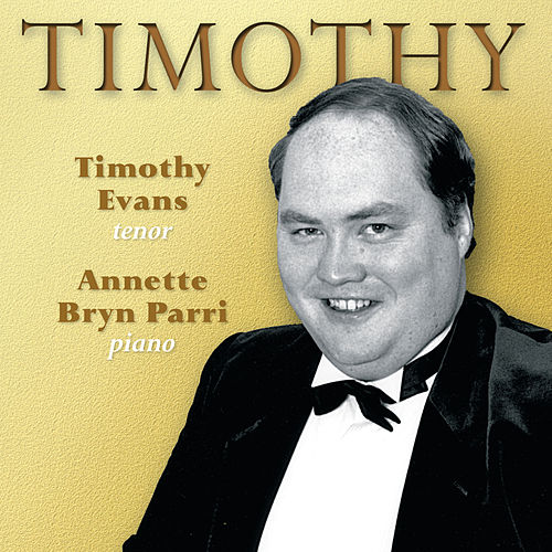 Timothy by Timothy Evans