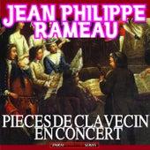 Jean Philippe Rameau: Pieces De Clavecin En Concert (Remastered) de Robert Veyron-Lacroix and Jean- Pierre Rampal and Jacques Neilz
