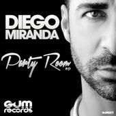 Party Room - Single de Diego Miranda