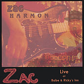 Live At Babe & Ricky's Inn de Zac Harmon