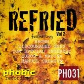 Refried Volume 2 de Various Artists