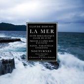 Debussy: La Mer - Nocturnes - Suite Begamasque-Claire de Lune - Prelude A L'Apres-Midi D'un Faune - Tarantelle Styrienne de L'Orchestre de la Suisse Romande conducted by Ernest Ansermet