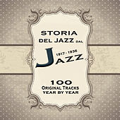 Storia del Jazz dal 1917 al 1936: Enciclopedia del jazz Vol.1 de Various Artists