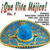 ¡Que Viva Méjico! Vol. 1 by Various Artists