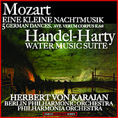 Herbert von Karajan conducting music by Mozart and Handel (Remastered) von Various Artists