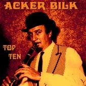Acker Bilk Top Ten de Acker Bilk
