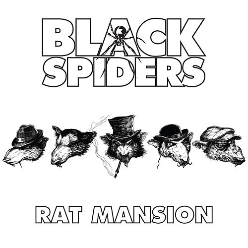 Rat Mansion by Black Spiders